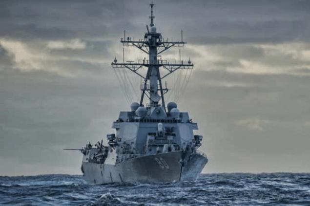 В Черное море направляется американский эсминец USS Roosevelt