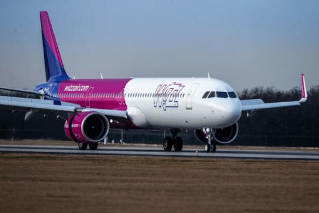 Wizz Air запустил прямой рейс из Львова в Португалию