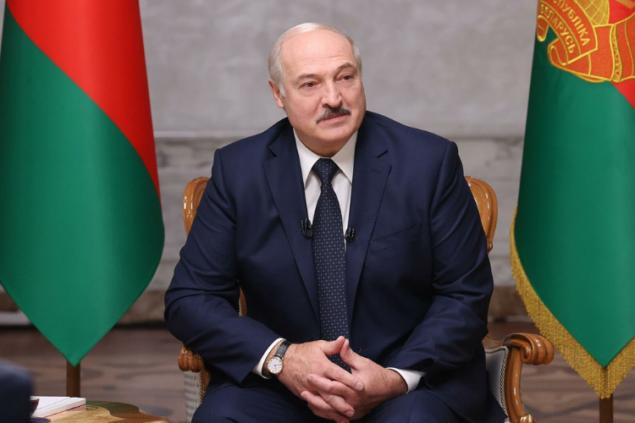 В Минске прошла тайная инаугурация Лукашенко