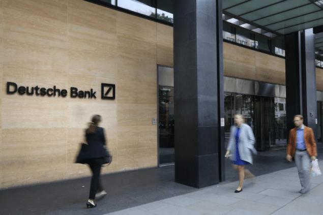 Порушення кримських санкцій: Американську «дочку» Deutsche Bank оштрафували на $580 тисяч
