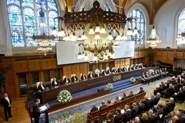 «Международный общественный трибунал» для оккупантов Крыма