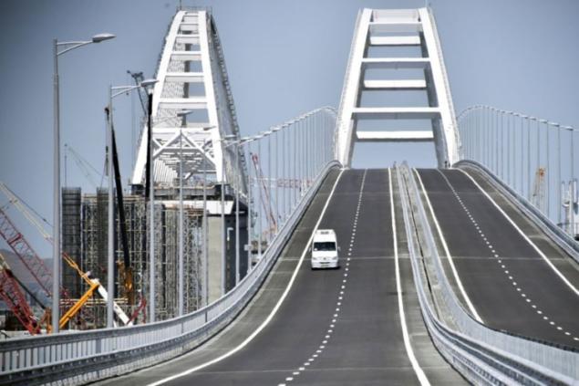 ЕС одобрил расширение санкций за Керченский мост