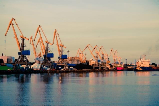 Криклий заявил об интересе к паромной переправе в Черноморске компаний из Турции, Грузии и Норвегии