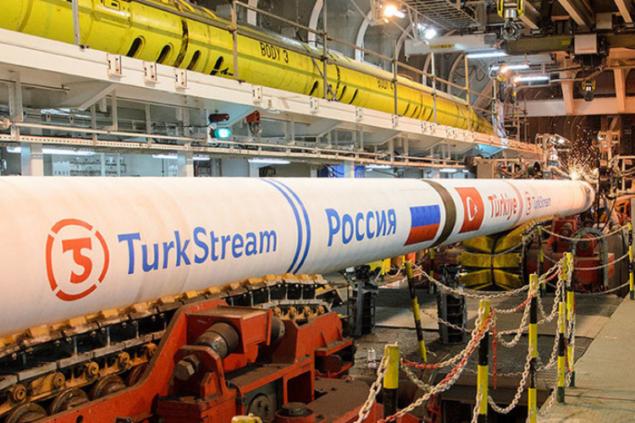 Турция намерена требовать скидки на российский газ
