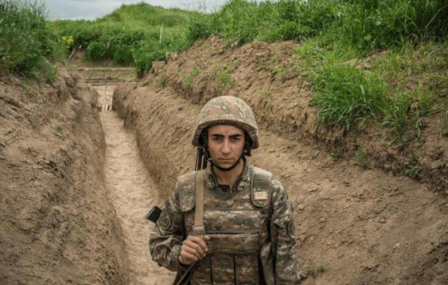 Нагорный Карабах. Сколько Кремлю не воровать, а виселицы не миновать