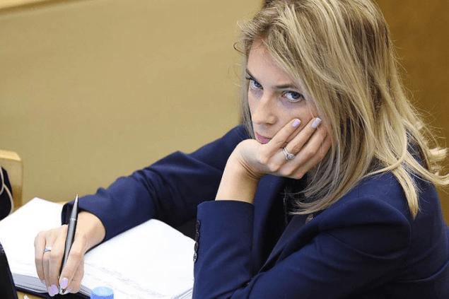 Поклонская назвала себя «хозяйкой» оккупированого Крыма
