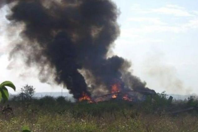 В Ливии рухнул вертолет с наёмниками ЧВК «Вагнер»
