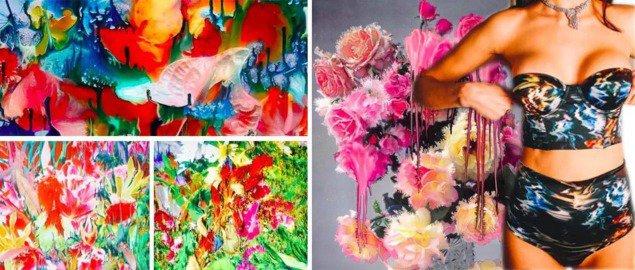 Тренд 2021 жіночої білизни весна-літо: квіти, що розпускаються