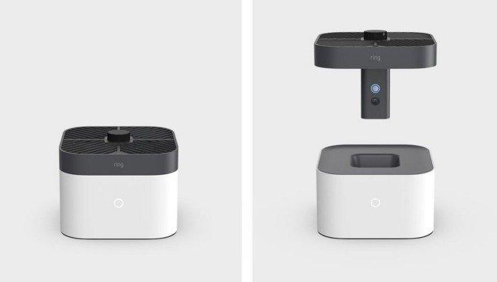 Amazon представила домашний дрон и новый смарт-дисплей