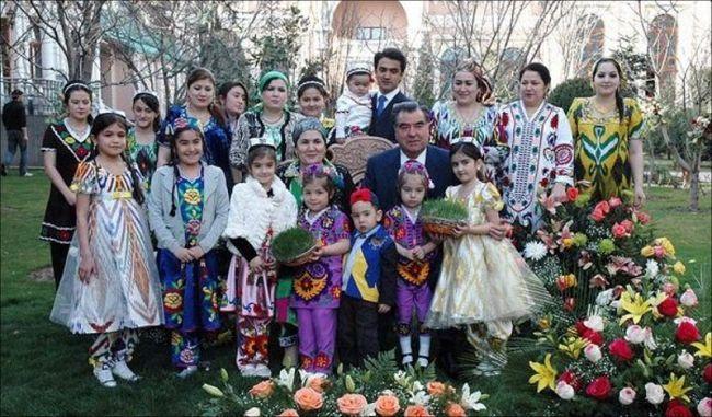 Зыбкость таджикского семейного застоя