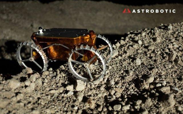 Крихітний місяцехід Astrobotics прямує до NASA для тестування