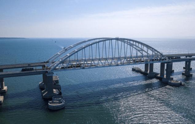 ЕС расширил санкции за Керченский мост