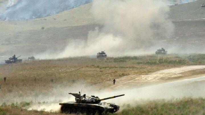 Грузию втягивают в войну за Карабах