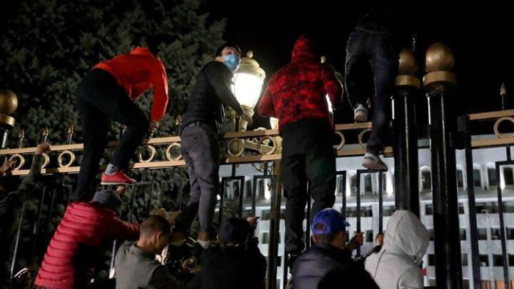 Протесты в Бишкеке: Россия рискует остаться без поддержки Центральной Азии