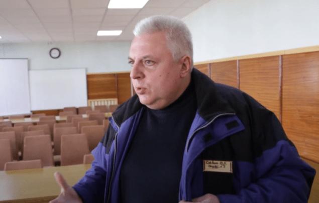 Василий Савин: подвалы, допросы и пытки