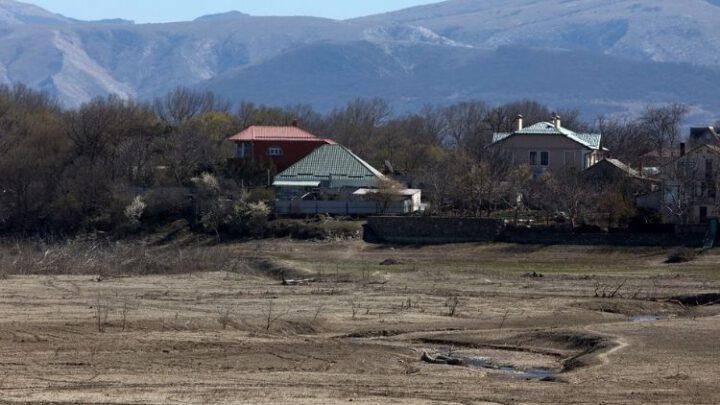 Куда с Планеты Вода пропал остров Крым