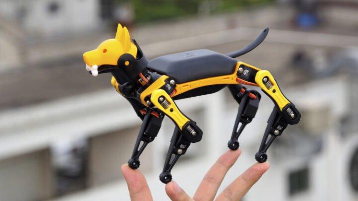 Створіть свою власну кмітливу собаку за допомогою цього набору для робототехніки DIY