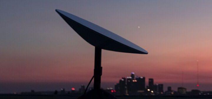 Начало публичного бета-тестирования SpaceX Starlink