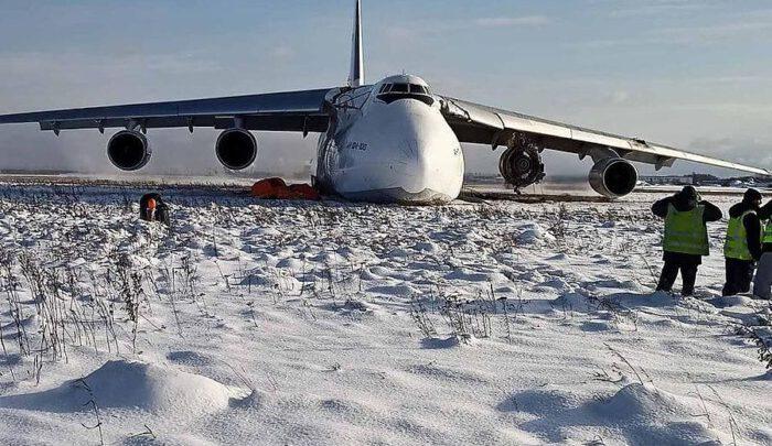 В РФ продолжают летать на неисправных «Русланах»