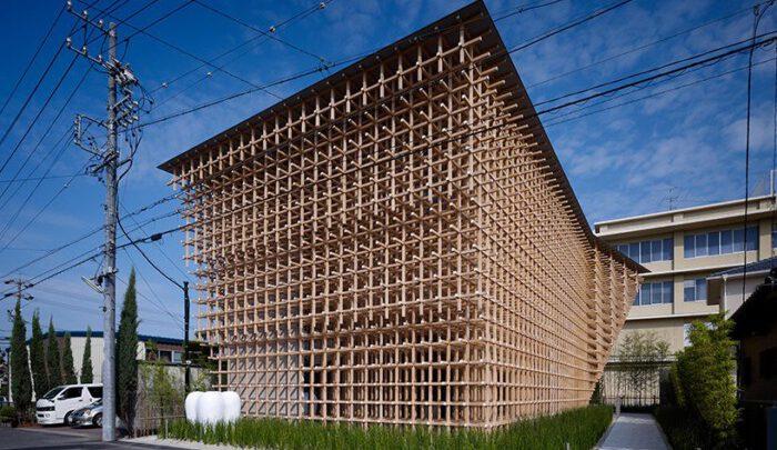 Мебель часто важнее в нашей жизни, чем архитектура: Кенго Кума