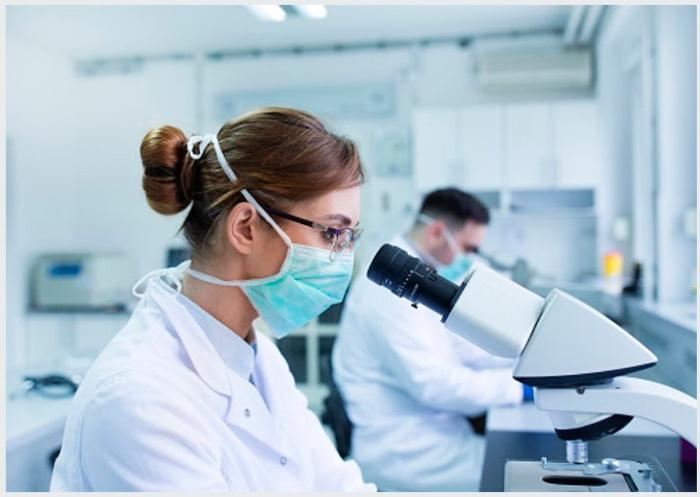 Исследование силы влияния УФ-лампы на вирус covid-19