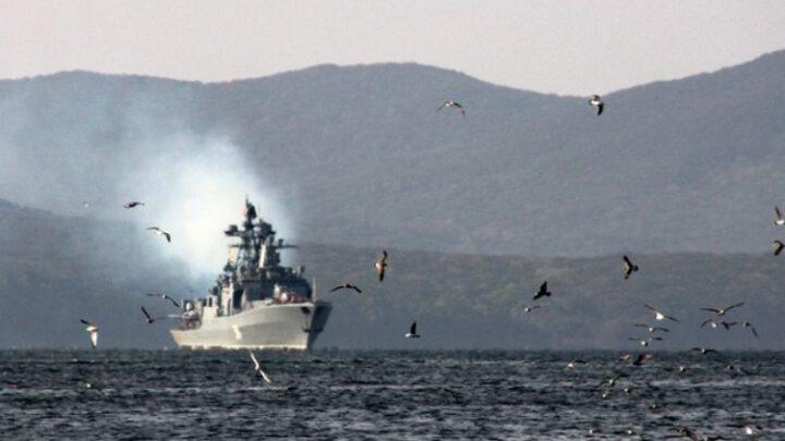 Что означает «вторжение» американского эсминца в российские воды