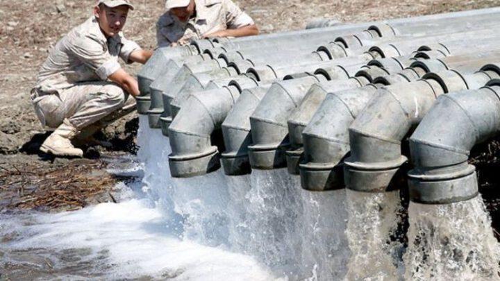 Стали известны результаты спутникового мониторинга водных ресурсов Крыма