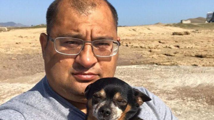 Пропагандист замучен грязью и отсутствием воды в Крыму