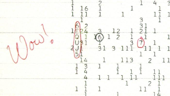 """Астроном-аматор Альберто Кабальєро знайшов можливе джерело """"Вау!""""-сигналу"""
