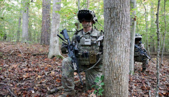 Гарнітура наступного покоління готує солдатів до поля бою майбутнього