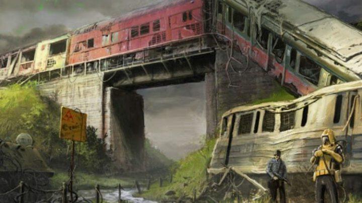 Украина, поезда и Евразийский экспресс самоубийц. Эксклюзив