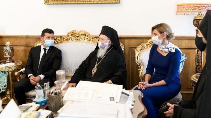 Вселенський патріарх: як Бог дасть, я здійсню свій візит в Україну наступного року в День Незалежності України
