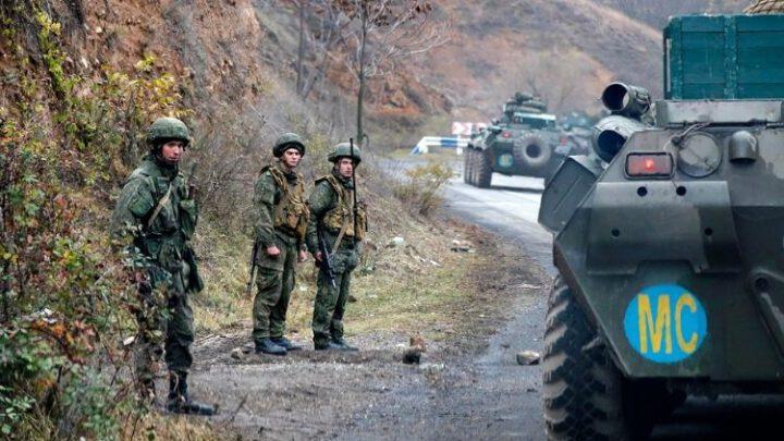 Армения под сапогом российского агрессора