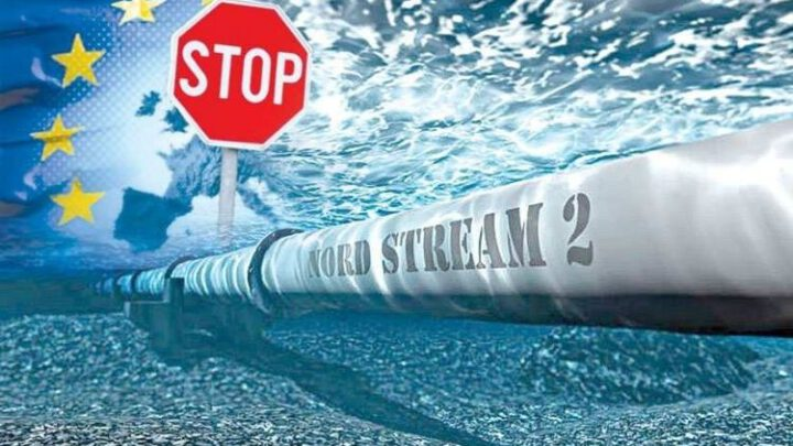 Can Navalny's poisoning be the motive for the Nord Stream-2 shutdown?