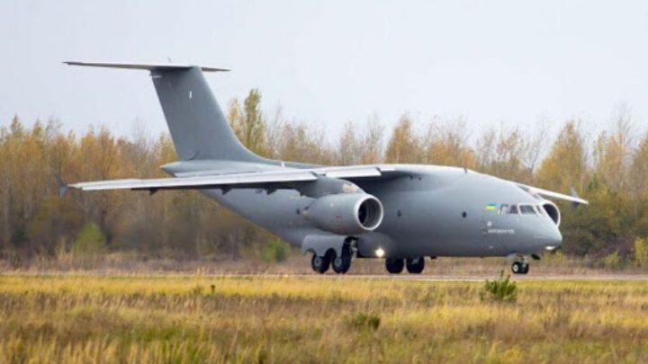 Вооруженные силы Украины покупают 3 самолета АН-178