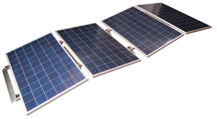 Монтажная система Smartvolt объединит ветровые и солнечные электростанции