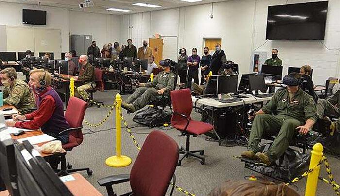 AFRL проводит новое мероприятие, посвященное направленным энергетическим (лазерным) войнам
