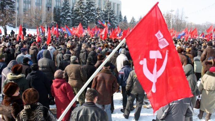 Питання реабілітації̈ злочинів тоталітарних режимів в свідомості пересічного громадянина Молдови