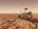 Марсоход НАСА Perseverance завершил свой путь к Красной планете