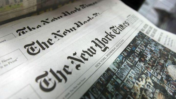 Московский корреспондент The New York Times стал членом «союза пера и орала»? Эксклюзив