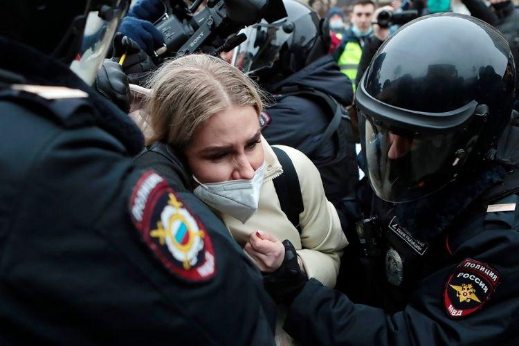 Протесты в России. Элиты начали сливать Путина. Эксклюзив