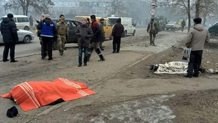 Оккупанты пытаются «заболтать» годовщину обстрела российскими войсками Мариуполя