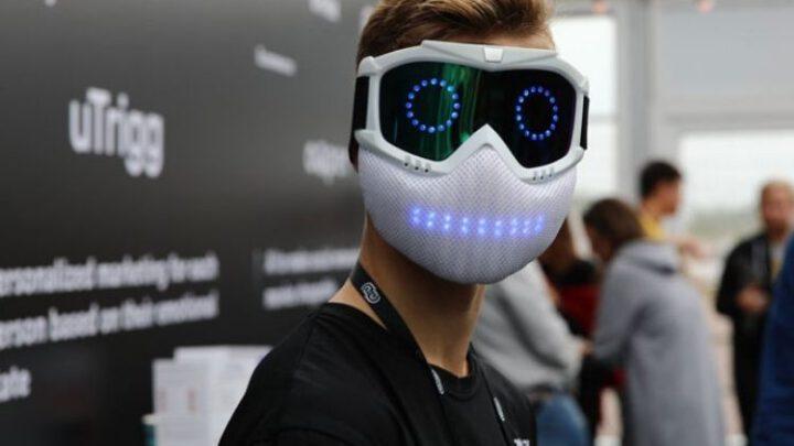 14-річний український школяр створив унікальну маску