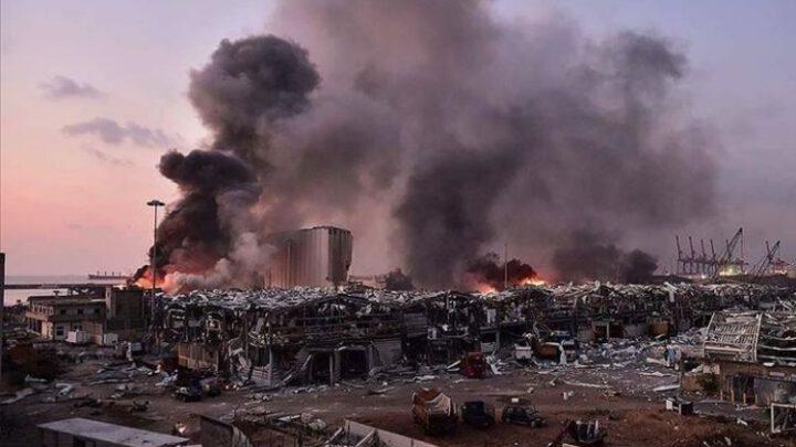 Ливан объявил в розыск двух россиян по делу о взрыве в Бейруте