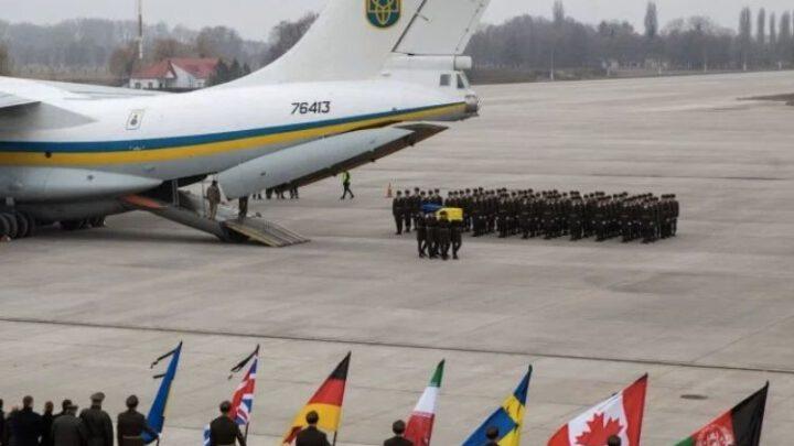 Пять стран сделали совместное заявление о сбитом Ираном украинском авиалайнере