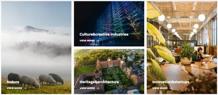МЗС створило сайт про сучасну Україну для іноземців