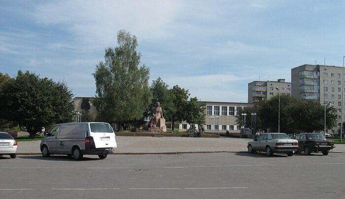 Шляхами долі Лесі Українки