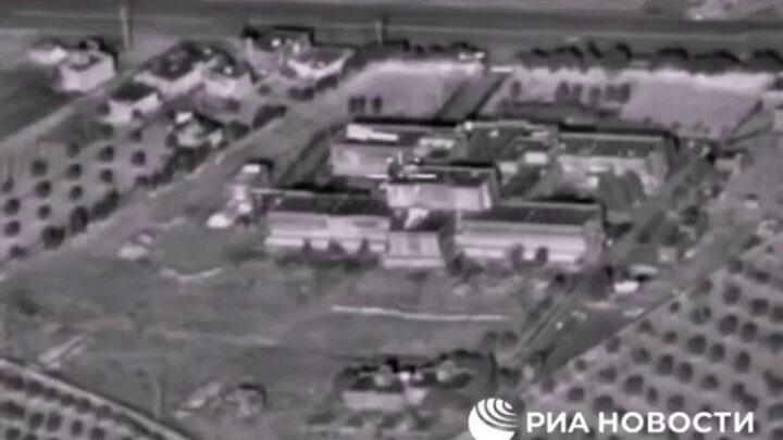 Россия призналась в массовом убийстве гражданских в Сирии