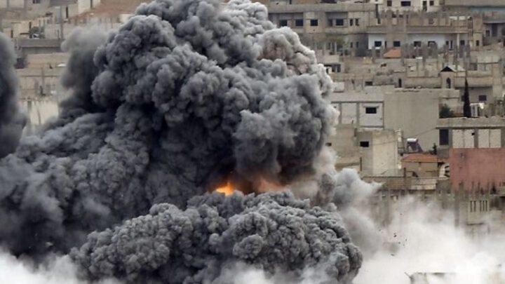 Американцы нанесли авиаудар в Сирии