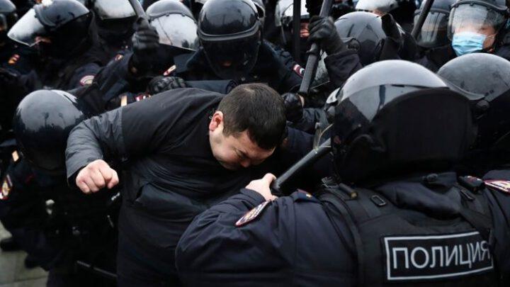 Внутренние войска РФ и Беларуси на страже экономического фашизма. Эксклюзив